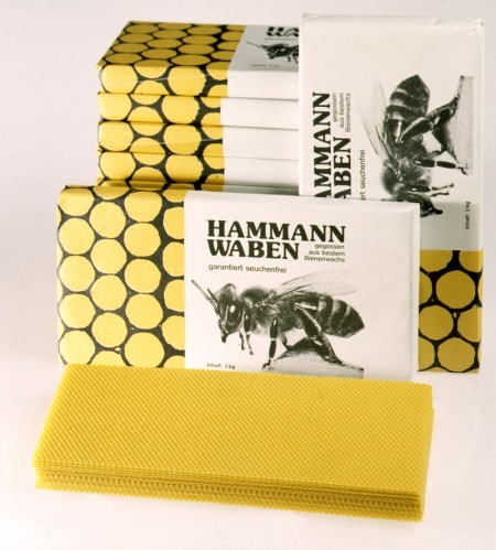 HAMMANN - WABEN <br>